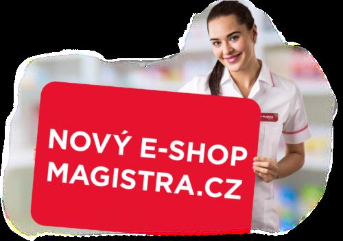 Magistra online lékárna
